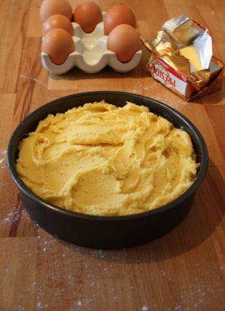 IGâteau Breton mixture